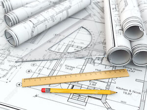 Residential Measured Drawings - Record Drawings - Architectural Kitchener / Waterloo Kitchener Area image 1