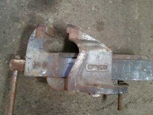 "5"" record vise"