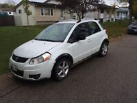 Parts Car! 2007 Suzuki SX4 Hatchback