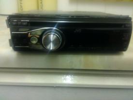 JVC CD RADIO CAR STEREO. KD-R321