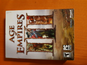 For Sale   Age of the Empires III