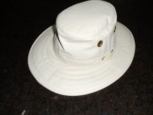 TILLEY HAT - WORN ONLY FEW TIMES - SIZE - 7 1/4  -  $30
