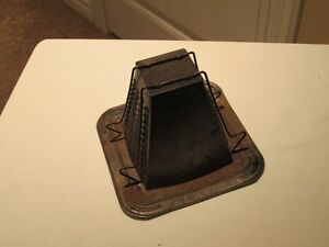 Vintage Bromwell Toaster #2s Pyramid 2 slice for Stove Top