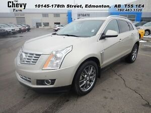 2014 Cadillac SRX PERFORMANCE   Camera-Heated Seats