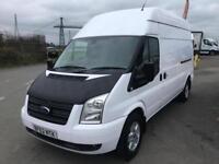 2012 Ford Transit Limited 2.2TDCi ( 155PS ) ( EU5 ) ( RWD )350 LWB DRW