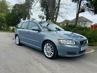 VOLVO V50 DRIVE ES 2011 COMPLETE WITH M.O.T HPI CLEAR INC WARRANTY *£0 ROAD TAX*