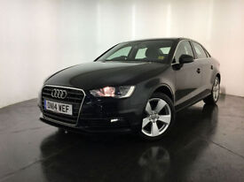 2014 AUDI A3 SPORT TDI DIESEL SALOON 1 OWNER SERVICE HISTORY FINANCE PX WELCOME