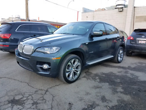2011 BMW X6 50i Twin Turbo AWD