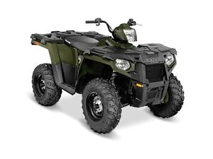 2016 Polaris Sportsman 570 Sage Green