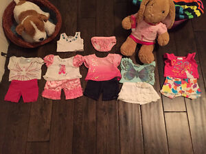 Build A Bear x 2 and 5 outfits Kitchener / Waterloo Kitchener Area image 1