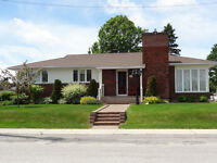 Beautifully maintained and upgraded home with 1 bed.suite/apt.