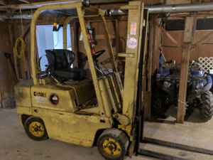 Propane Forklift   Buy or Sell Heavy Equipment in Ontario
