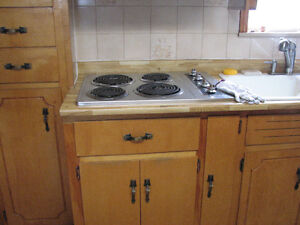 Cooktop stove
