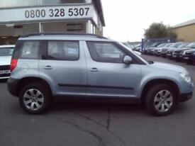 2010 Skoda Yeti 2.0 TDI CR S 5dr 5 door Hatchback
