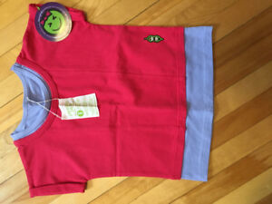 Peekaboo beans t shirt. Size 3, new with tags.
