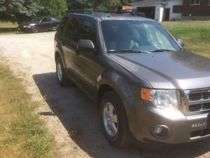 2011 Ford Escape XLT FWD. Certified and emissions tested