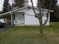 2 bedroom basement suite for rent, available June 1st!