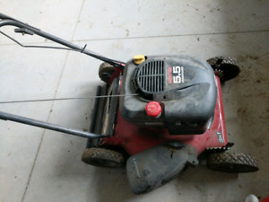5.5 hp push mower for sale