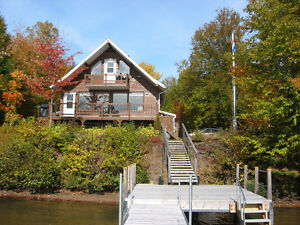 Quebec Cottage 4 seasons for sale on lake, in mountains Gatineau Ottawa / Gatineau Area image 6