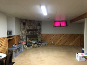 Basement for rent in NE