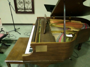 5 foot Grand Piano with extras!