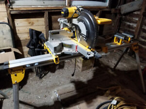 DeWalt Mitre Saw with Stand For Sale