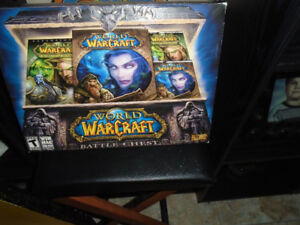 WOW - Battle Chest PC Game - Contents Sealed
