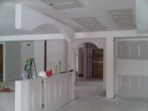 complete drywall services