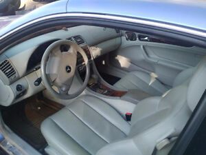 1999 Mercedes-Benz CLK-Class Coupe (2 door) 118700 Kms Leather Cambridge Kitchener Area image 3