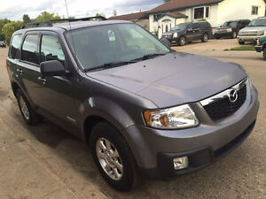 2008 Mazda Tribute GT SUV, Crossover, Only 74000 KM