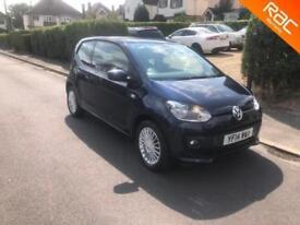 Volkswagen up! 1.0 ( 75ps ) 2014MY High Up Mot 06/19 3 Keys £20 A YEAR ROAD TAX