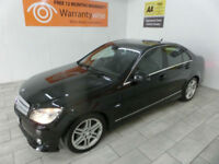 2009,Mercedes C250 2.1CDI auto CDI Sport***BUY FOR ONLY £43 PER WEEK***