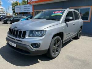 FINANCE FROM $58 PER WEEK* - 2014 JEEP COMPASS BLACKHAWK CAR LOAN Hoxton Park Liverpool Area Preview