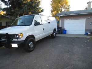 2003 Ford E 350-Series Cargo Van  EX-ARMOUR VAN