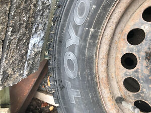 Winter Tires with Rims Cornwall Ontario image 2