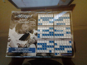 Tor Blue Jays, Maple Leafs & Argos Magnet Schedules & Red Sox