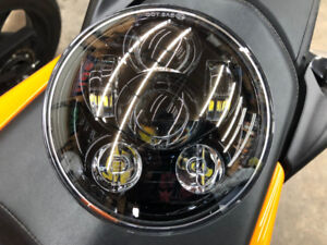"5.75"" and 7"" LED Headlights"