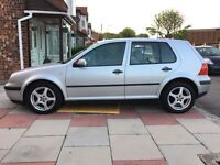 VW GOLF SPECIAL EDITION BEAUTIFUL EXAMPLE IN SILVER