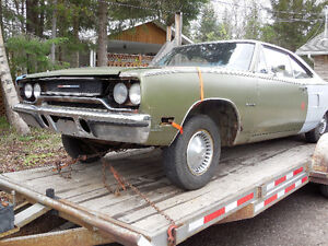 1970 Plymouth Satellite For Sale