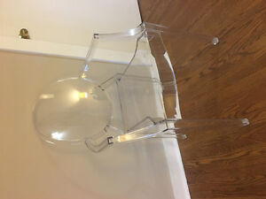 Philippe Starck Ghost chairs - not replicas