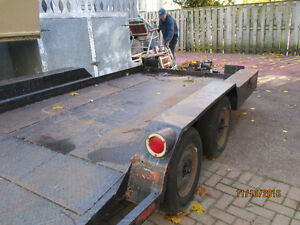 CAR / EQUIPMENT TRAILER Kitchener / Waterloo Kitchener Area image 3