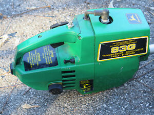 John Deere 83G Weed String Gas Trimmer Straight Shaft London Ontario image 5