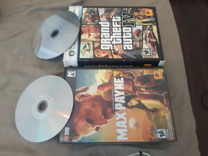 Max Payne 3 and GTA 4 for PC