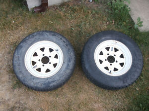 spare tire with rim. 175/80R13