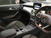 Mercedes-Benz GLA Class GLA 220 D 4MATIC AMG LINE PREMIUM PLUS (white) 2017-12-12