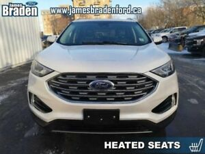 2019 Ford Edge SEL FWD  - $270.06 B/W