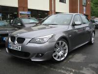 "2010 BMW 520D M-Sport,GEN 59,000 MILES!,FSH.19"" ALLOYS,LOW MILEAGE!!!!"