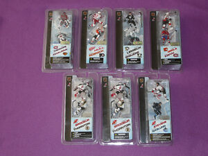 "McFarlane NHL 3"" 2 Packs- 5 Different Packages."