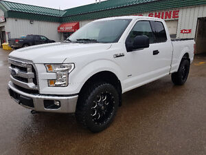 2016 Ford F-150 (Take payments over & get 10,000$ cash)