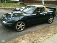 1994 Mazda MX-5 Miata M Edition Convertible
